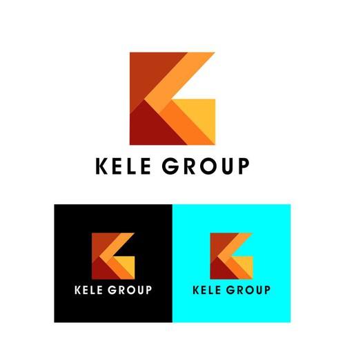 kele group consept logo