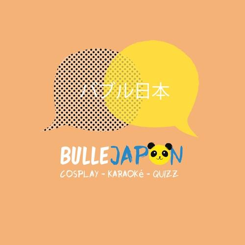 logo concept for association bullejapon
