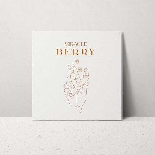 Miracle berrys luxury packaging
