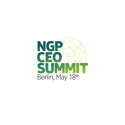Logo for a Entrepreneurship Conference