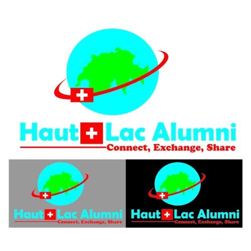 Alumni Logo Design