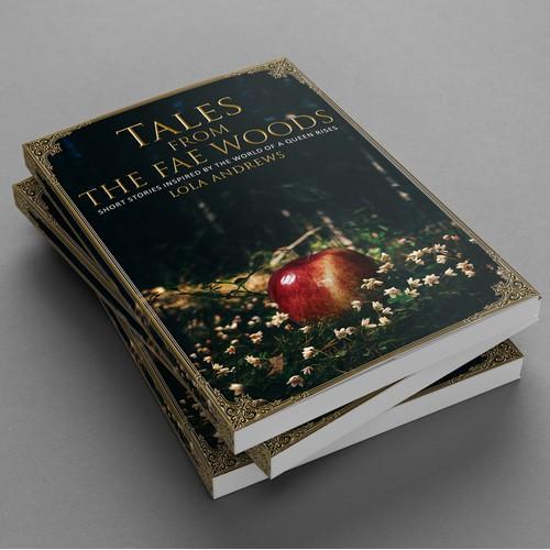 A cool book cover design :D