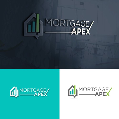 mortgage apex logo