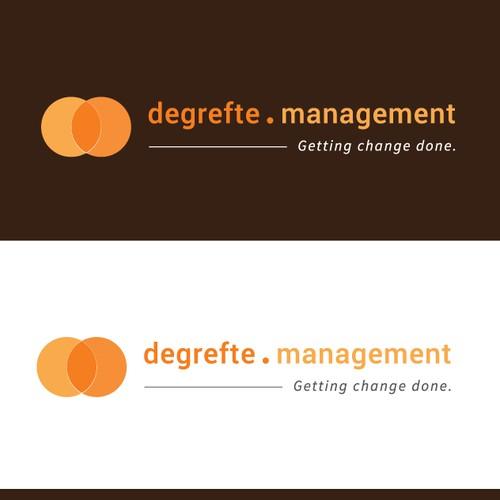 Creative Logo for degrefte.management