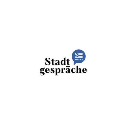 Logo for news portal