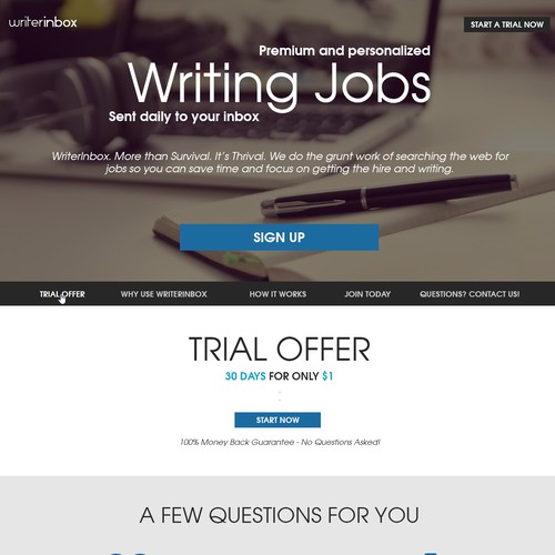 Freelance Writers Membership Site