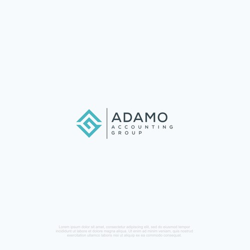 new modern logo required for Accountancy firm