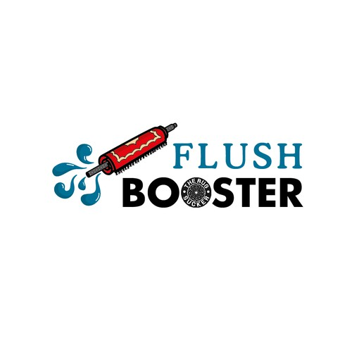 Flush Booster | The Rug Sucker