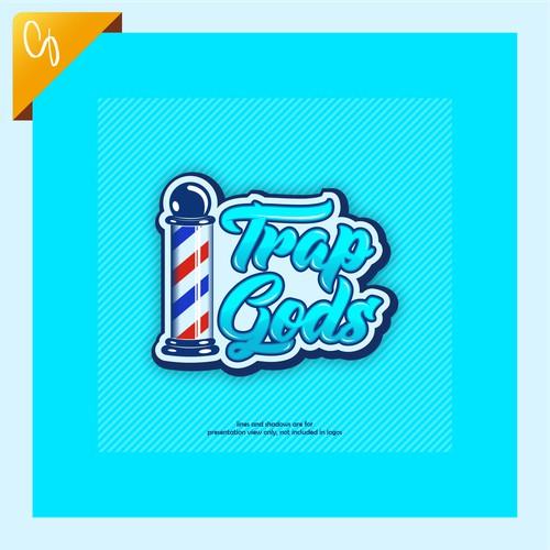 Logo Concept for BarberShop Logo