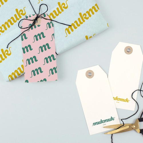 New homewares brand looking for bold, fun wordmark logo
