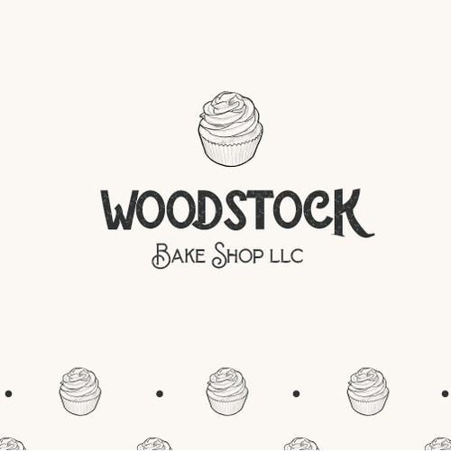 Woodstock Bake Shop LLC - Logo Design