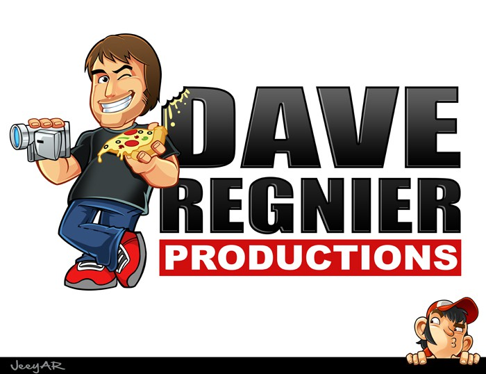 Dave Regnier Productions needs a new logo