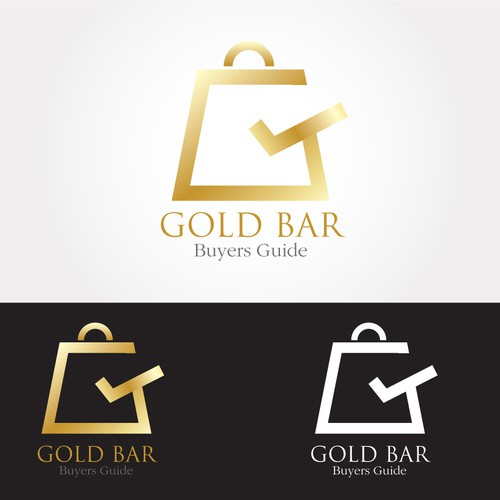 logo for Gold Bar Buyers Guide