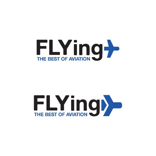 Create a new logo for aviators' social network FLYing.org!