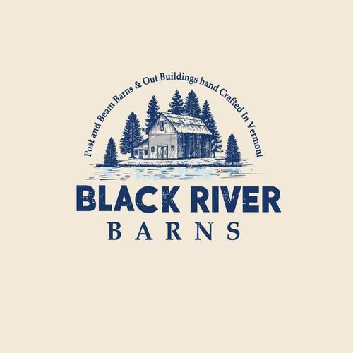 logo for barns company
