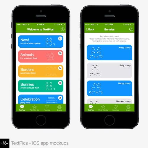 Emoji Messaging App