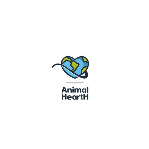 Animal + Heart + Earth