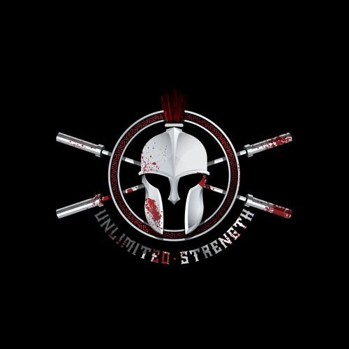Logo Design for Unlimited Strength
