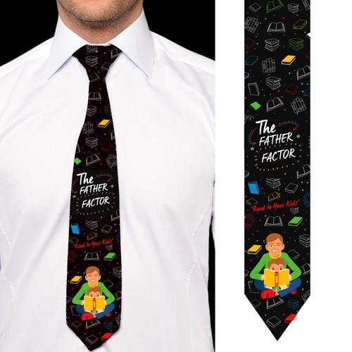 Custom Designed Necktie