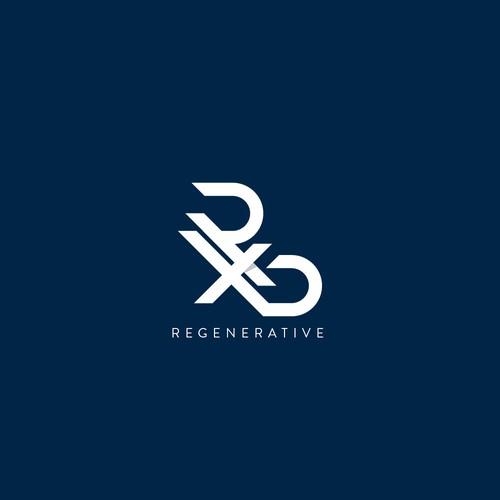 A logo concept / monogram RDX