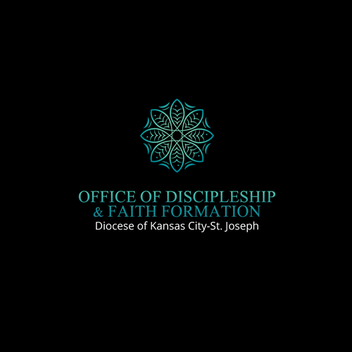 Logo for a Christian organization