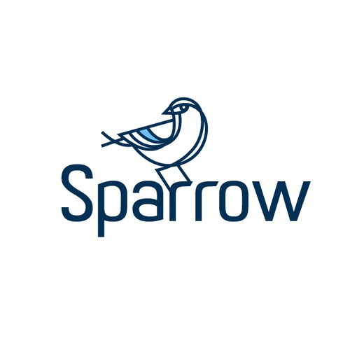 logo for sparrow