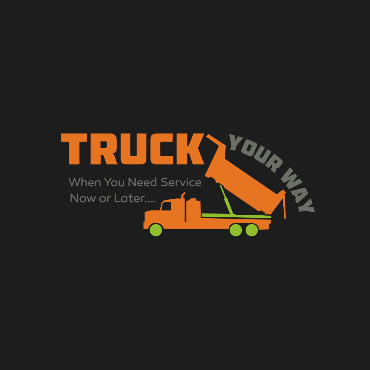 Truck Your Way