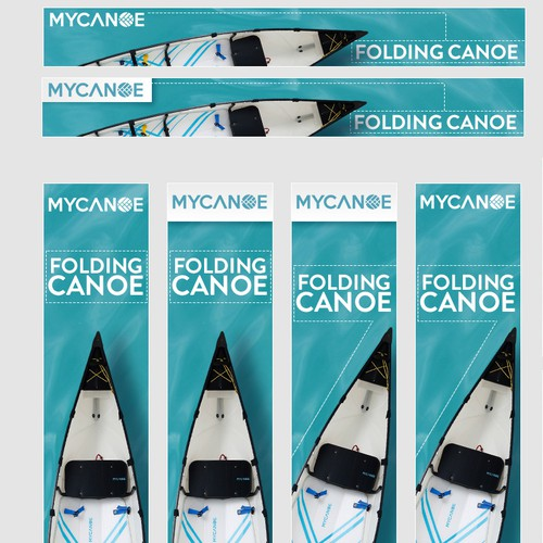 Banner for Folding Canoe