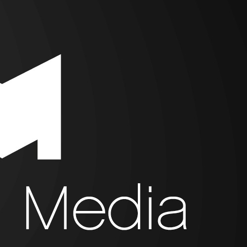 Modern and Clean Video Production Media logo needed!