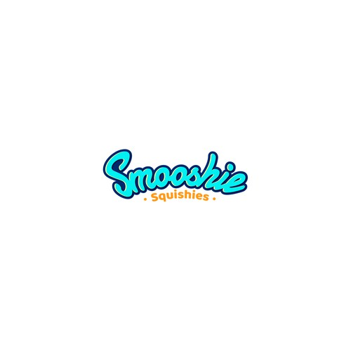 Design a hip logo for Smooshie
