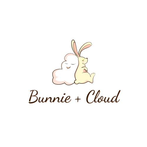 Logo concept for children's brand