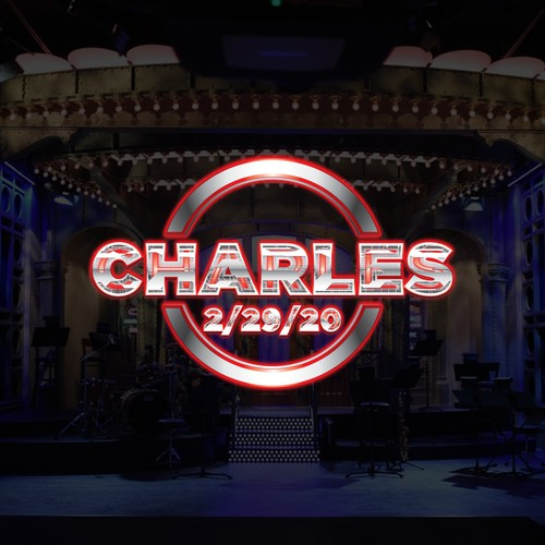 Logo For Charles' Birthday