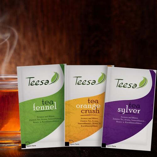 Embalagem Chá