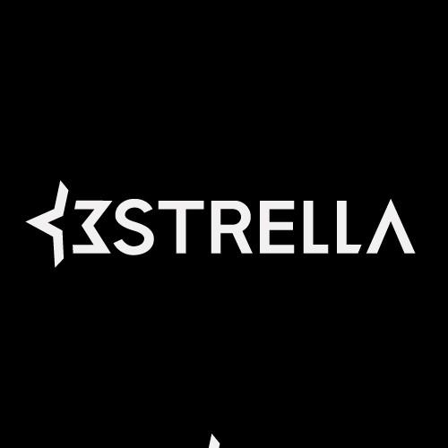 Star+letter E design