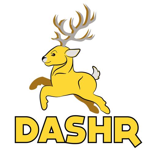 Dashr Concept Mascot