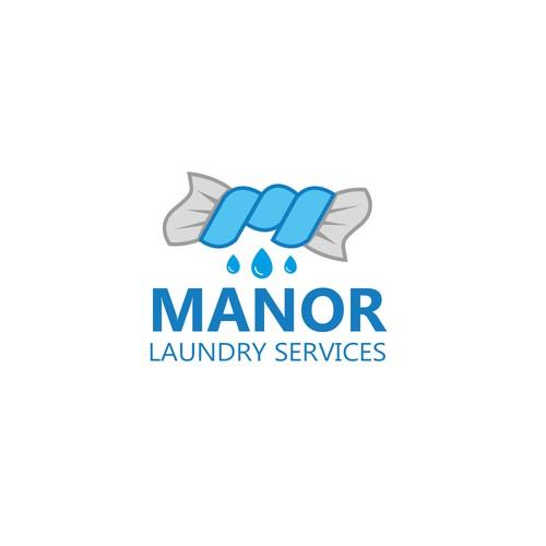 laundry services logo
