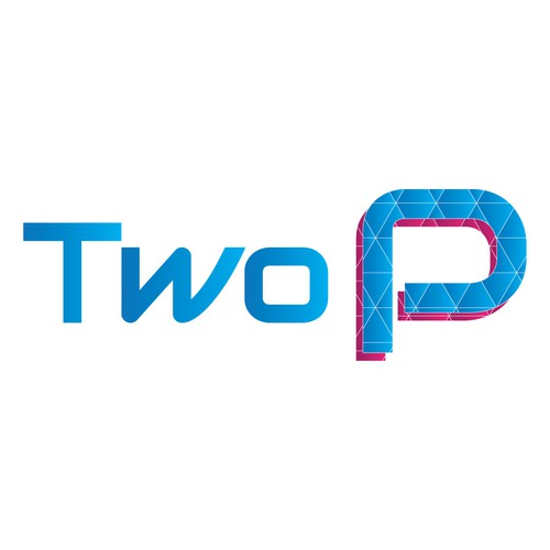 Two P logo consept