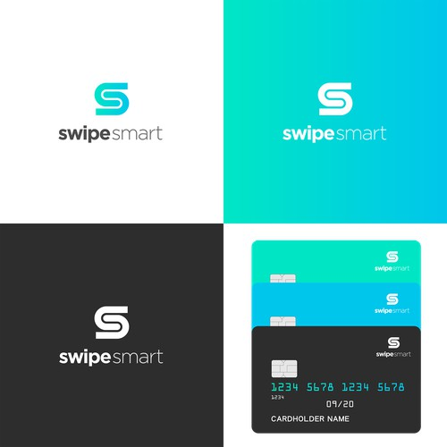 Modern design concept for Credit Card Company