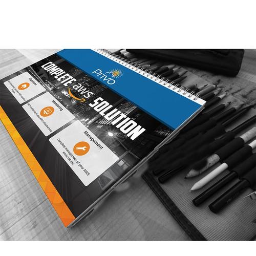 Bound Booklet Design