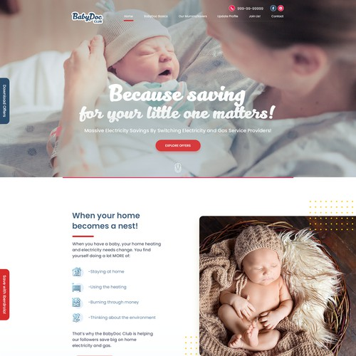 BabyDoc Club Website