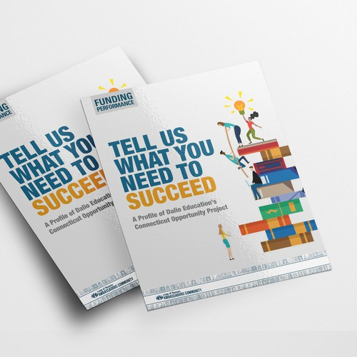 Community & Non-Profit cover design