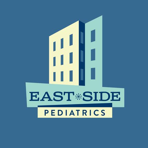 Create a sophisticated logo for East Side Pediatrics!