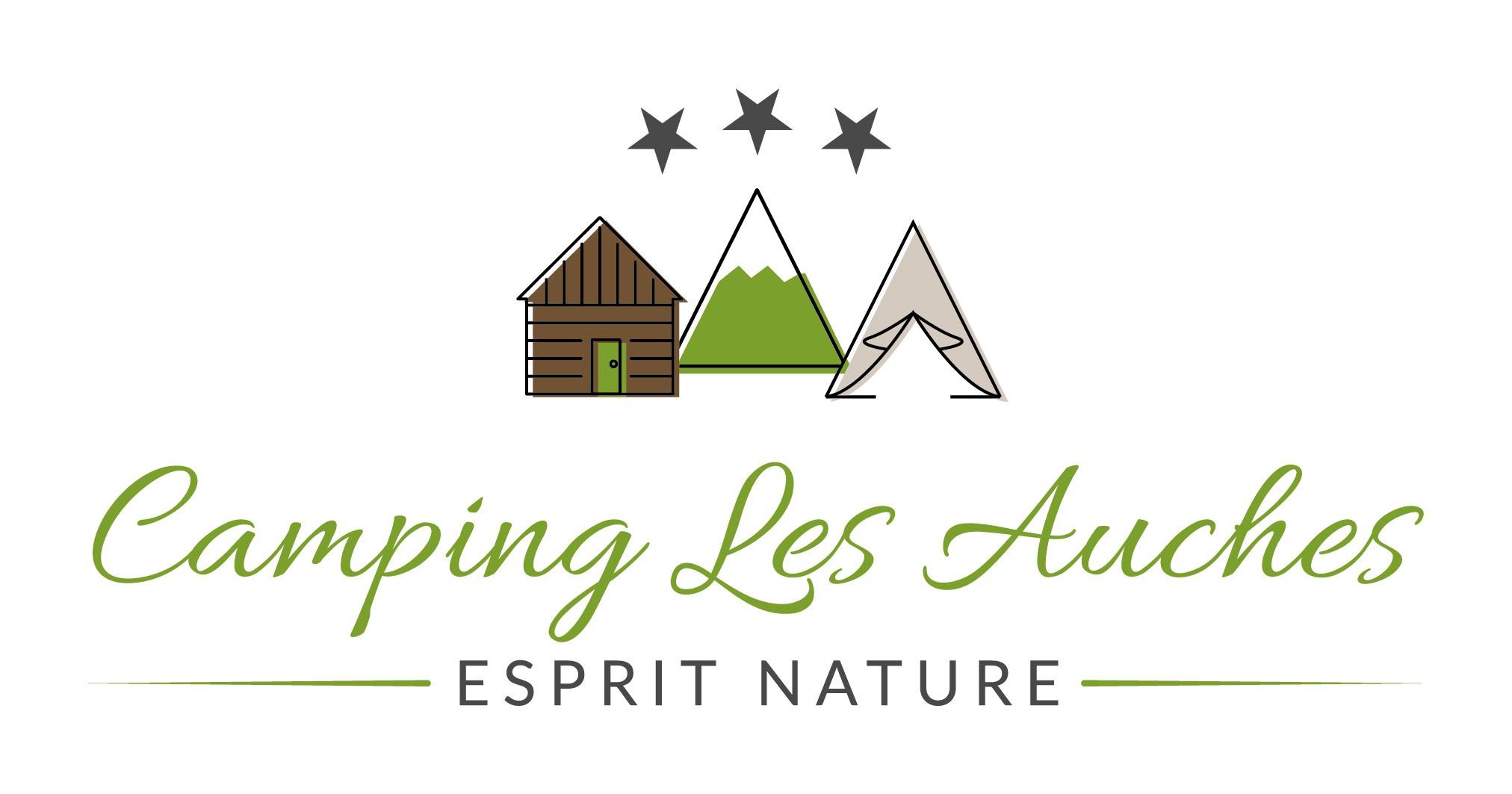Camping Esprit nature Montgagne cherche logo