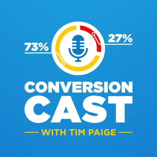 PODCAST COVER FOR ConversionCast