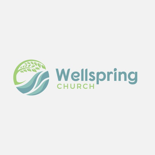 Logo for Wellspring Church