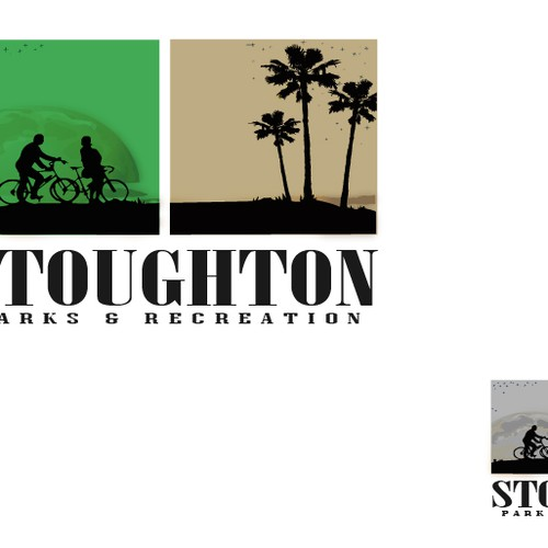 Help Stoughton Parks & Recreation  with a new logo