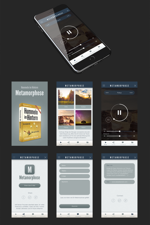 Mobile App Design Discussion
