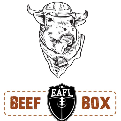 BEEF BOX Fundraiser Illustration / Image