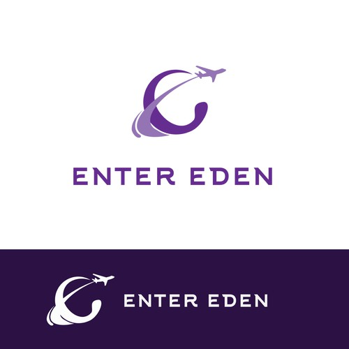 logo consept for ENTER EDEN