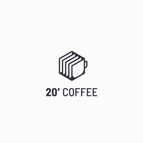 Logo Concept for 20' Coffee.